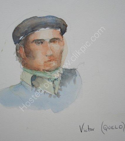 Victor (Quelo), gaucho, Patagonia