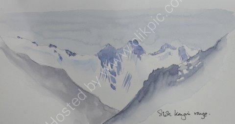 Stok Kangri Range, Ladakh