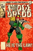 What if Jack Kirby drew Dredd?