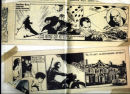 Lucifer box 1950's newspaper strip.