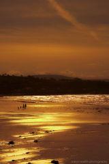 Sunset at Browns Bay Islandmagee