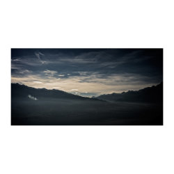 Alpine nightfall