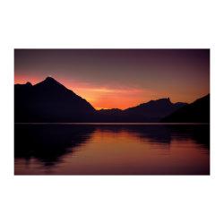 Lake Thun Twilight