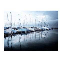 Tranquil Lake Thun