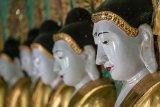 Buddha Colonnade Umin Thounzeh Sagaing