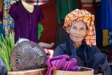 Shan Lady Nampan Market