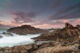 Sunset Canal Rocks c