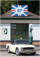 Triumph TR6 - Best of British