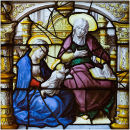 St Anne and the Virgin and Child