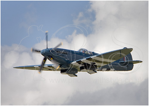 Rolls Royce Spitfire XIX PR