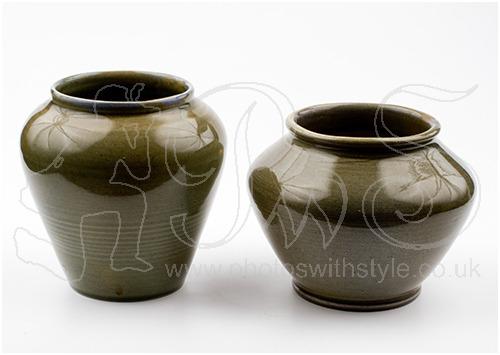 Ashtead Pottery: vases