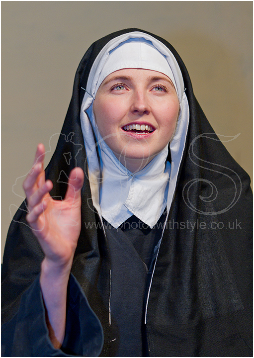 Jessica Holloway as Sister Agnes