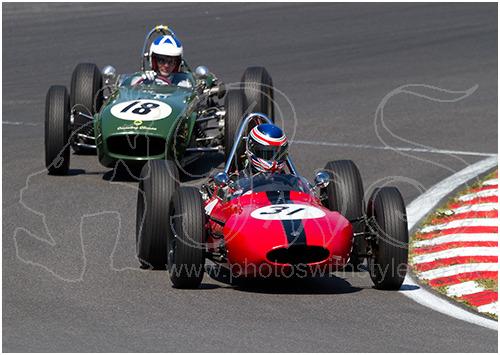 Lotus 18 & LDS 03