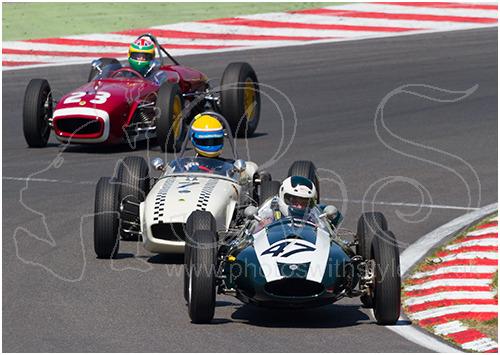 Lotus-Alfa Romeo 18, Lotus 18 & Cooper T45