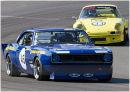 Chevrolet Camaro & Porsche 911 RSR