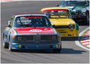 BMW 3.5 CSL, Ford Escort RS1600 & Jaguar XJS
