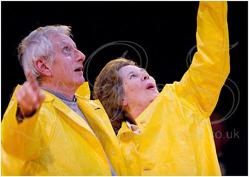 Noah & Mrs Noah