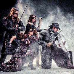 The steam punk group