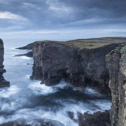 Schotland, vlakbij John O'Groats