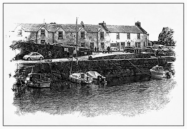 The Harbourside at Dunure