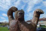 The Barlborough Bear 2