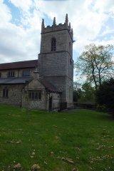 Barlborough Church Tower