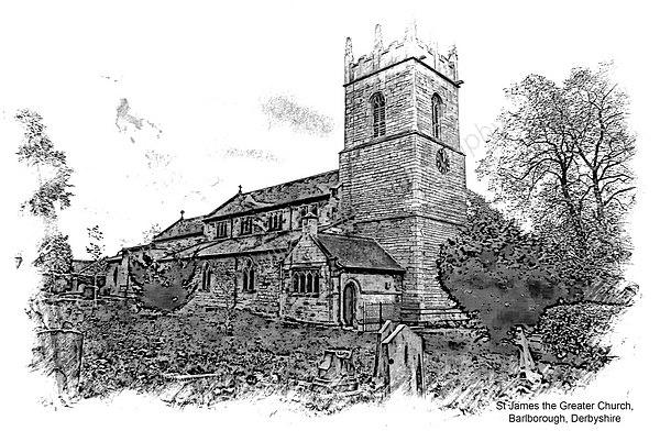 Barlborough Church
