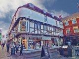 Burgate, Canterbury, Kent