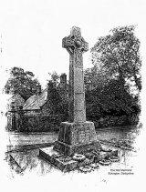 Eckington War Memorial, Eckington, Derbyshire