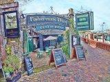 Fishermans Wharf, Sandwich, Kent
