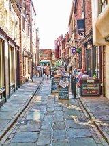 Little Stonegate, York