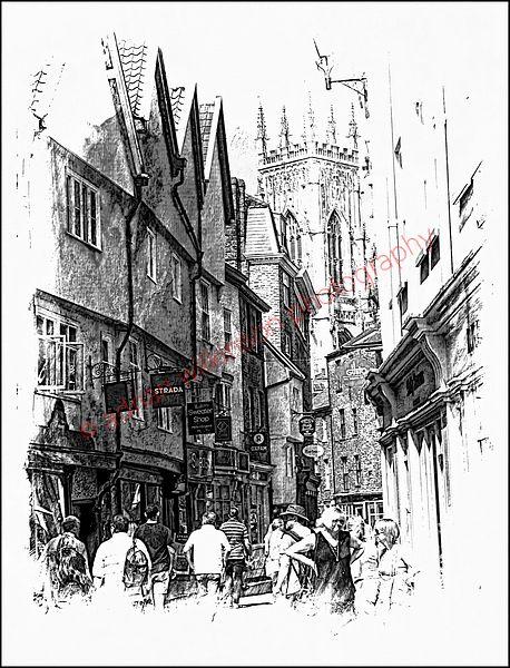 Low Petergate, York