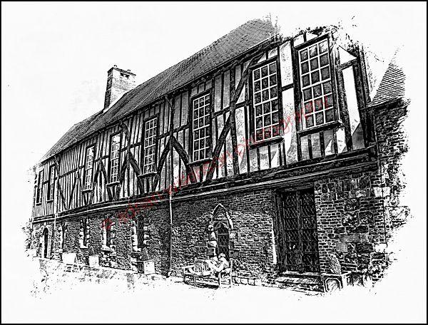 Merchants Adventurer Hall, York
