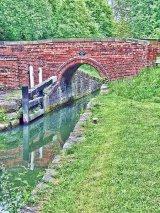 Mill Bridge, Chesterfield Canal, Derbyshire