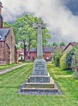 Mosborough War Memorial
