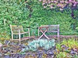 Peace & Tranquility at Willersley Castle, Cromford, Derbyshire