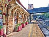 Platform 1, Railway Station, Matlock
