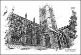 St Laurence Church, Ludlow, Shropshire
