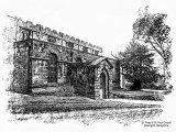 St Peter & St Paul Church, Eckington, Derbyshire