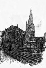 St. Mary & All Saints, Chesterfield, Derbyshire