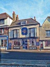 The Market Inn, Cattle Market, Sandwich, Kent