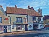 The Market Inn & No Name Shop, Sandwich, Kent