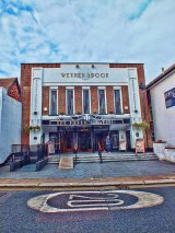 The Peter Cushing Restaurant, Whitstable, Kent