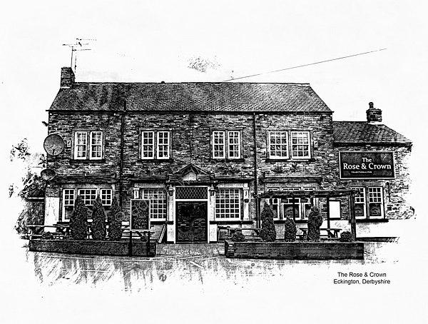 The Rose & Crown, Eckington, Derbyshire