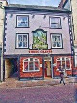 The Three Cranes, St Sampsons Square, York