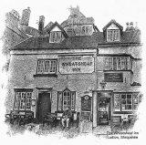 The Wheatsheaf Inn, Ludlow, Shropshire