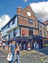The York Roast, Low Petergate, York