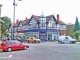 The corner of Causeway Lane & Park Head Road, Matlock