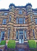 Willersley Castle, Central Bay, Cromford, Derbyshire