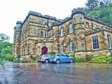 Willersley Castle, Cromford, Derbyshire